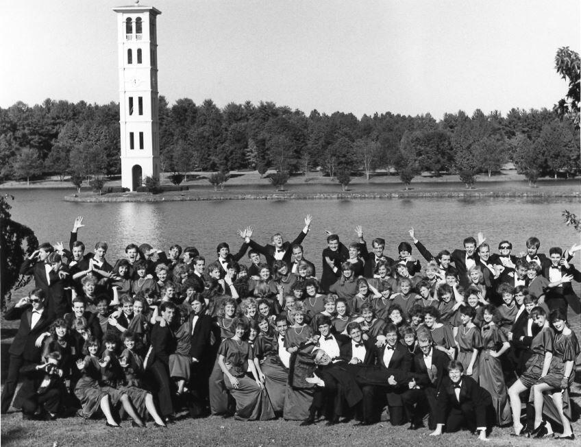 Furman Singers Alumni Choir