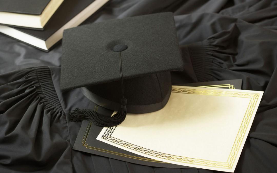Congratulations, College Graduates!
