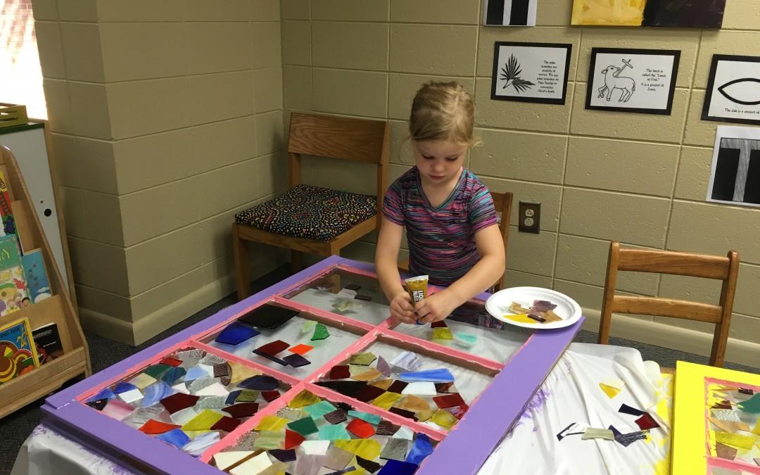 Art Experience for Preschoolers