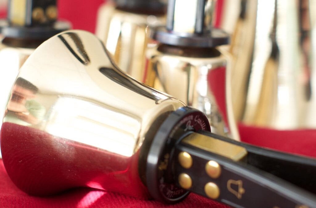 Our Handbell Ministry Is Growing!
