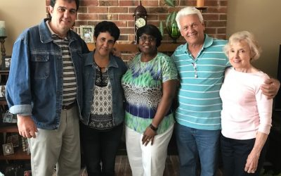 Church Welcomes Cuban Guests