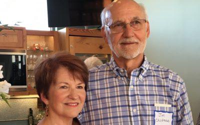 Genesis Homes Honors Jim Childress
