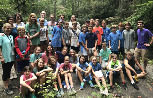 Fall Retreat for Youth