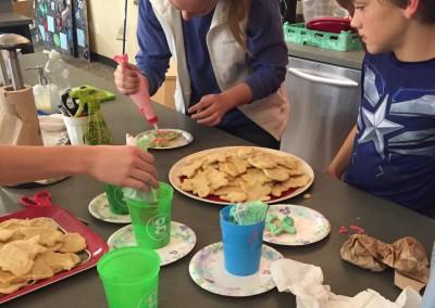 making cookies - sloan