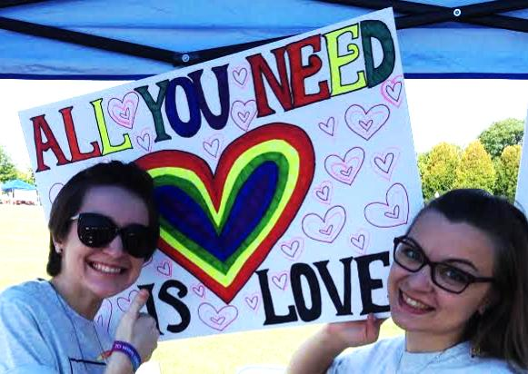 Reflections on UPSTATE PRIDE FESTIVAL 2016