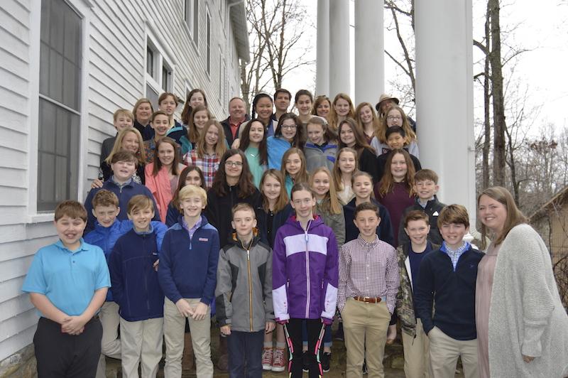 Middle School Mission Blitz