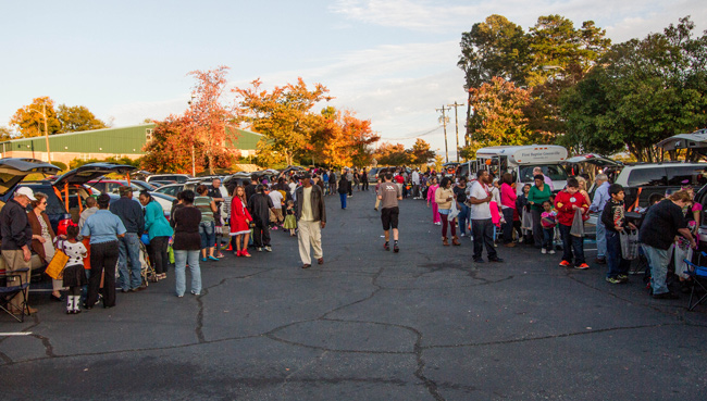 Focus on Missions: Trunk or Treat