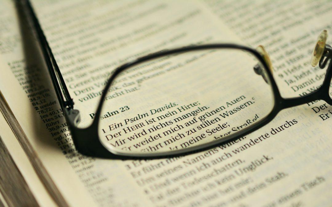 Men's Bible Study Resumes