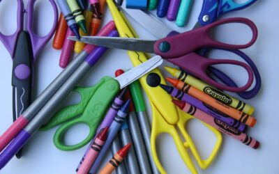 August Missions Focus: School Tools